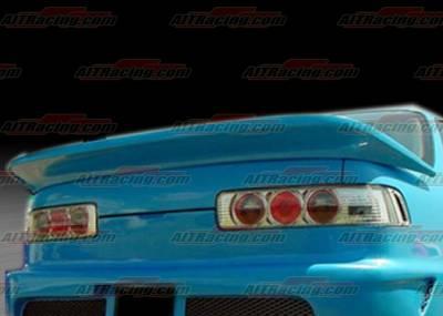 Spoilers - Custom Wing - AIT Racing - Acura Integra AIT Racing Revolution Style Rear Wing - AI90HIREVRW2
