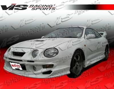Celica - Front Bumper - VIS Racing - Toyota Celica VIS Racing Xtreme Front Bumper - 94TYCEL2DEX-001