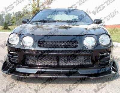 Celica - Front Bumper - VIS Racing - Toyota Celica VIS Racing Zyclone Front Bumper - 94TYCEL2DZYC-001