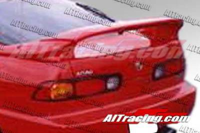 AIT Racing - Acura Integra 2DR AIT Racing Rear Wing - AI94HI3PCRW2