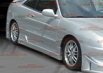 Integra 2Dr - Side Skirts - AIT Racing - Acura Integra AIT Racing BC Style Side Skirts - AI94HIBCSSS2
