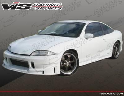 Cavalier 2Dr - Front Bumper - VIS Racing - Chevrolet Cavalier VIS Racing TSC Front Bumper - 95CHCAV2DTSC-001