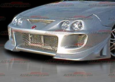 Integra 4Dr - Front Bumper - AIT Racing - Acura Integra AIT Racing BZ Style Front Bumper - AI94HIBZSFB