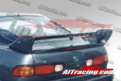 Spoilers - Custom Wing - AIT Racing - Acura Integra AIT Racing GTR Style Rear Wing - AI94HIGTRRW