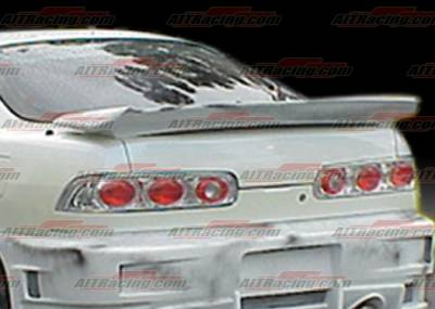 Spoilers - Custom Wing - AIT Racing - Acura Integra 4DR AIT Racing MGN Style Rear Wing - AI94HIMGNRW4