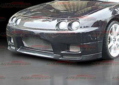 Integra 4Dr - Front Bumper - AIT Racing - Acura Integra AIT Racing R33 Style Front Bumper - AI94HIR33FB