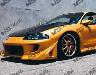 Eclipse - Front Bumper - VIS Racing - Mitsubishi Eclipse VIS Racing Battle Z Front Bumper - 95MTECL2DBZ-001