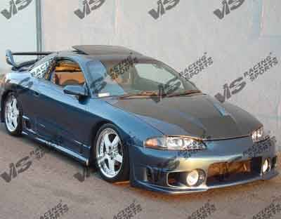 Eclipse - Front Bumper - VIS Racing - Mitsubishi Eclipse VIS Racing Evolution Front Bumper - 95MTECL2DEVO-001