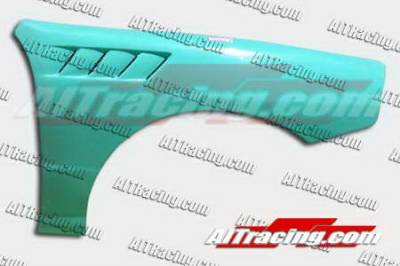 Integra 4Dr - Fenders - AIT Racing - Acura Integra AIT Racing Z3 Style Front Fenders - AI94HIZ3F