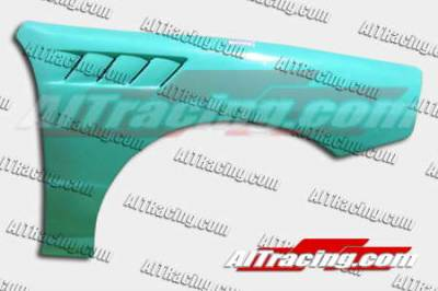 Integra 4Dr - Fenders - AIT Racing - Acura Integra AIT Racing Z3 Style Front Fenders - AI94HIZ3SF