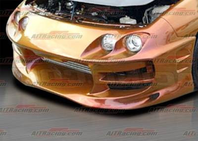 AIT Racing - Acura Integra AIT Racing BMX Style Front Bumper - AI98HIBMXFB
