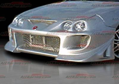 Integra 4Dr - Front Bumper - AIT Racing - Acura Integra AIT Racing BZ Style Front Bumper - AI98HIBZSFB