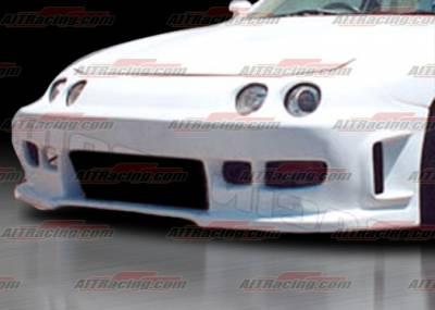 Integra 4Dr - Front Bumper - AIT Racing - Acura Integra AIT Racing Revolution Style Front Bumper - AI98HIREVFB