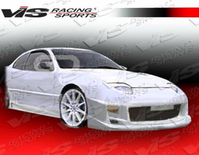 Sunfire - Front Bumper - VIS Racing - Pontiac Sunfire VIS Racing Ballistix Front Bumper - 95PTSUN2DBX-001