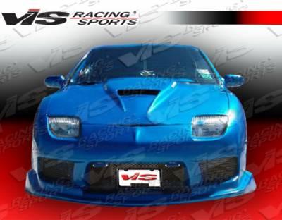 Sunfire - Front Bumper - VIS Racing - Pontiac Sunfire VIS Racing Striker Front Bumper - 95PTSUN2DSTR-001