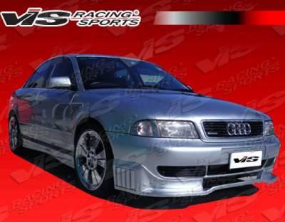 A4 - Front Bumper - VIS Racing - Audi A4 VIS Racing A Tech Front Lip - 96AUA44DATH-011
