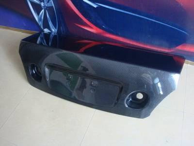 GS - Trunk Hatch - Bayspeed. - Lexus GS Bayspeed OEM Style Trunk - CFT3481