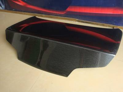 G35 2Dr - Trunk Hatch - Bayspeed. - Infiniti G35 2DR Bay Speed OEM Style Carbon Fiber Trunk - CFT3502