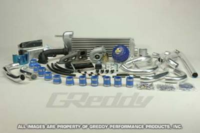 Performance Parts - Turbo Charger Kit - Custom - Civic Si Bolt on Turbo Kit Charger