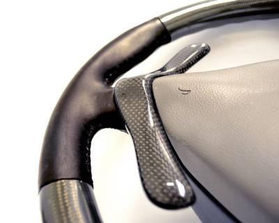 Agency Power - Porsche 911 Agency Power Carbon Fiber Paddle Shifter - AP-996-325 - Image 4