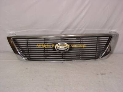 Grilles - Custom Fit Grilles - Custom - TOYOTA AVALON GRILL CHROME