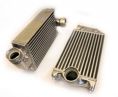 Performance Parts - Intercooler Kit - Agency Power - Porsche 911 Agency Power Aluminum High Flow Racing Intercooler - AP-996TT-108