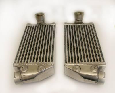 Agency Power - Porsche 911 Agency Power Aluminum High Flow Racing Intercooler - AP-996TT-108 - Image 4