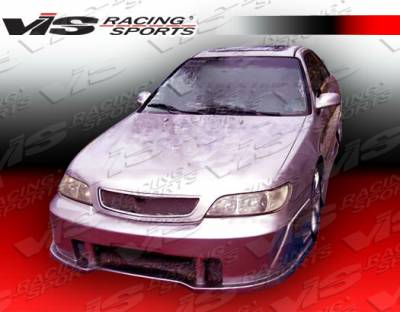 CL - Front Bumper - VIS Racing - Acura CL VIS Racing ZD Front Bumper - 97ACCL2DZD-001