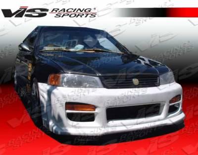 VIS Racing - Acura EL VIS Racing Octane Front Bumper - 97ACEL4DOCT-001