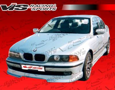 5 Series - Front Bumper - VIS Racing - BMW 5 Series VIS Racing M Tech Front Lip - 97BME394DMTH-011