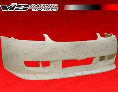 Malibu - Front Bumper - VIS Racing - Chevrolet Malibu VIS Racing VIP Front Bumper - 97CHMAL4DVIP-001