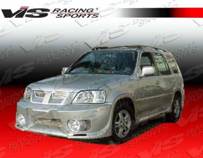 CRV - Front Bumper - VIS Racing - Honda CRV VIS Racing Evo 5 Front Bumper - 97HDCRV4DEVO5-001