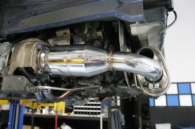 Agency Power - Porsche 911 Agency Power Exhaust Sytem with Stainless Mufflers - AP-997TT-170 - Image 3