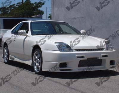Prelude - Front Bumper - VIS Racing - Honda Prelude VIS Racing Omega Front Bumper - 97HDPRE2DOMA-001