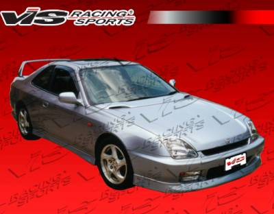 Prelude - Front Bumper - VIS Racing - Honda Prelude VIS Racing Techno R-2 Front Lip - 97HDPRE2DTNR2-011