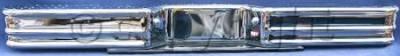 Factory OEM Auto Parts - Original OEM Bumpers - Custom - DIAMOND STEP BUMPER CHROME