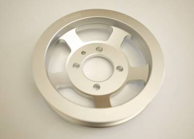 Agency Power - Mitsubishi Evolution 8 Agency Power Light Weight Crank Pulley - AP-CT9A-130 - Image 2
