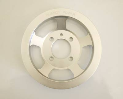 Agency Power - Mitsubishi Evolution 8 Agency Power Light Weight Crank Pulley - AP-CT9A-130 - Image 3