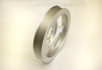 Agency Power - Mitsubishi Evolution 8 Agency Power Light Weight Crank Pulley - AP-CT9A-130 - Image 4