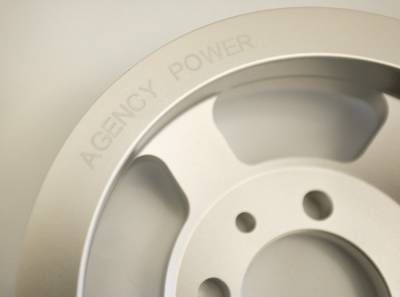 Agency Power - Mitsubishi Evolution 8 Agency Power Light Weight Crank Pulley - AP-CT9A-130 - Image 5