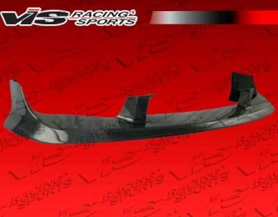 240SX - Front Bumper - VIS Racing - Nissan 240SX VIS Racing Kouki Style Carbon Fiber Lip - 97NS2402DJKOK-011C