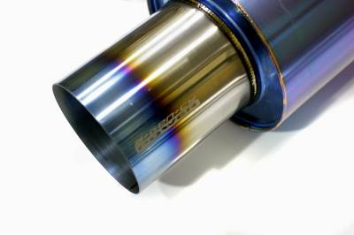Agency Power - Mitsubishi Evolution 8 Agency Power Catback Exhaust with Titanium Colored Tip - AP-CT9A-170 - Image 3