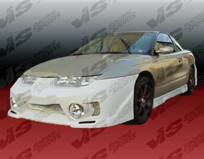 SC Coupe - Front Bumper - VIS Racing - Saturn SC Coupe VIS Racing EVO-5 Front Bumper - 97SASC22DEVO5-001