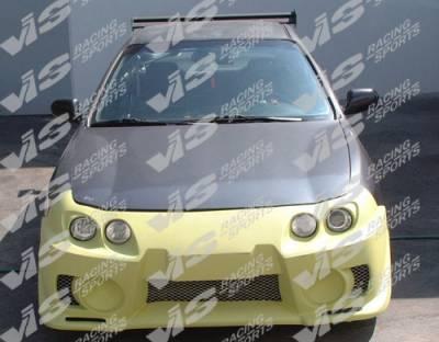 Integra 2Dr - Front Bumper - VIS Racing - Acura Integra VIS Racing EVO-5 Front Bumper - 98ACINT2DEVO5-001