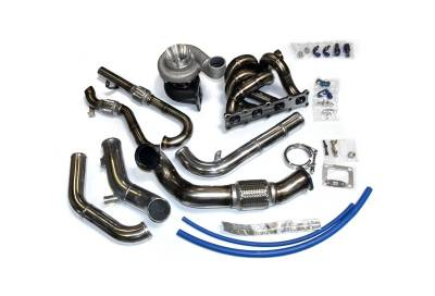 Performance Parts - Turbo Charger Kit - Agency Power - Mitsubishi Lancer Agency Power Twin Scroll Turbo Kit - AP-CZ4A-100