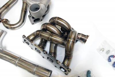 Agency Power - Mitsubishi Lancer Agency Power Twin Scroll Turbo Kit - AP-CZ4A-100 - Image 2