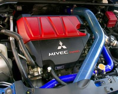 Agency Power - Mitsubishi Lancer Agency Power Carbon Fiber Intercooler Pipe - AP-CZ4A-174C-3 - Image 4