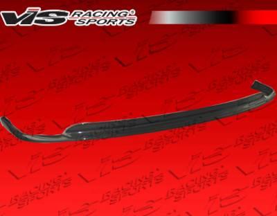 GS - Front Bumper - VIS Racing - Lexus GS VIS Racing Techno-R Carbon Fiber Front Lip - 98LXGS34DTNR-011C