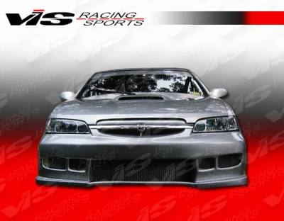 Altima - Front Bumper - VIS Racing - Nissan Altima VIS Racing Z1 boxer Front Bumper - 98NSALT4DZ1-001