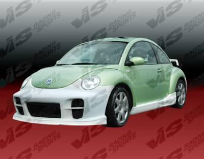 Beetle - Front Bumper - VIS Racing - Volkswagen Beetle VIS Racing GTC Front Bumper - 98VWBEE2DGTC-001
